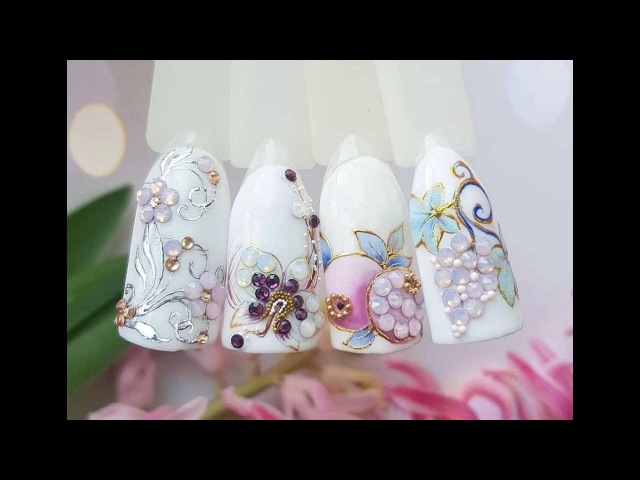 New Nail Art 2018 💓💝 The Best Nail Art Compilation | Design in Beauty