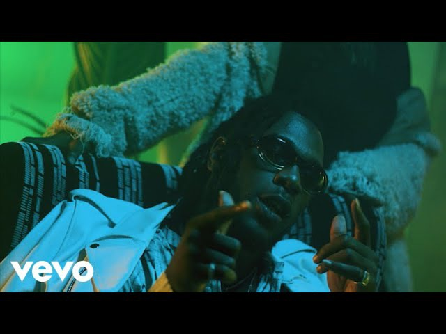 Burna Boy Deja Vu Official Video