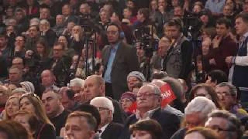 Хроника дня. П. Грудинин на встрече с жителями Новосибирска. 16.02.2018