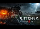 🐺 The Witcher 3   SPEED-ART (timelapse) Photoshop by Pavel Bond