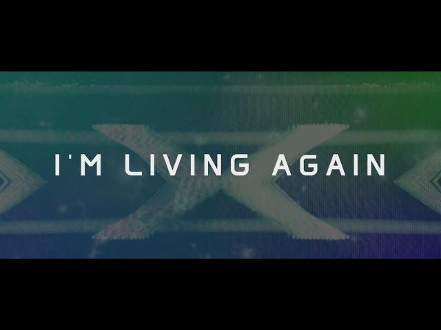 Ryos - Living Again (feat. Tony Rodini) [Official Lyric Video]