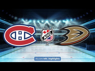 CANADIENS VS DUCKS October 20, 2017 HIGHLIGHTS HD
