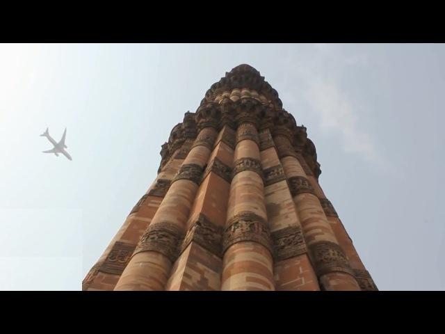Башня Кутб Минар. Цель и автор грандиозного сооружения.
