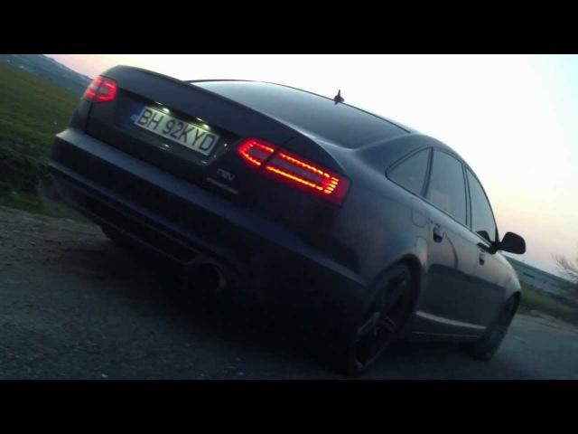 Audi A6 3.0T REVO Stage 2 Custom Exhaust