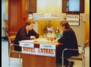 1992 Fide Candidates match:Short -Karpov gm 3