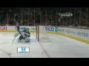 Marcus Kruger weird goal on Antti Niemi. Feb 15th 2013
