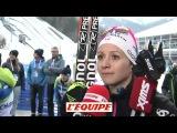 Анаис Шевалье об индивидуальной гонке Рупольдинга 2018