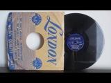 78RPM - Charlie Kunz - Jingle Bells I'm Sending A Letter To Santa Claus B3 March Of Toys