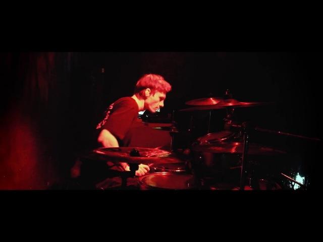 Dmitry Kargin (Dark Revenge) - Holy Diver (Killswitch Engage cover) Drum Cam