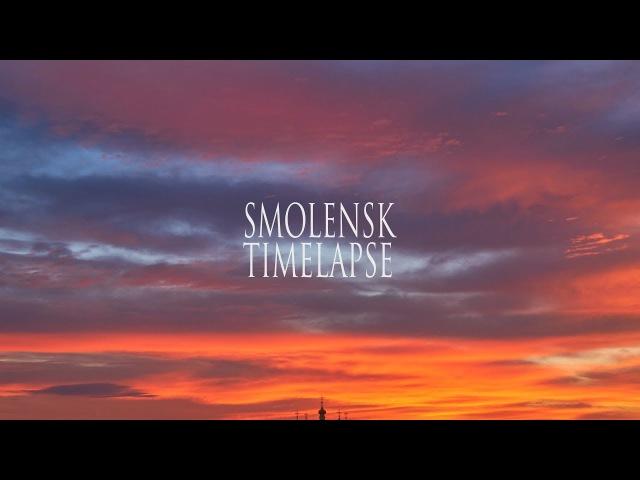 Smolensk Timelapse 4K UltraHD