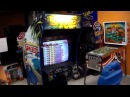 Atari's awesome California Speed Racing Arcade Game! Steve Ritchie Classic !