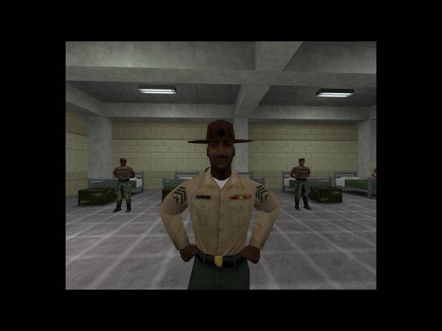 Drill instructor speech (opposing force ft. full metal jacket)