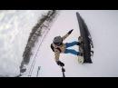 Snowboarding Sviyaga Hills