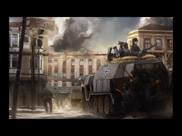 Zweiter Weltkrieg: Blitzkrieg - Der Fall
