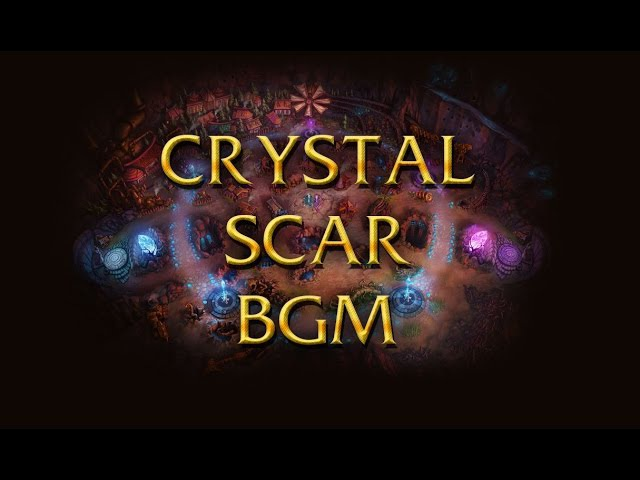 LoL Musics - Crystal Scar soundtrack - RIP Dominion