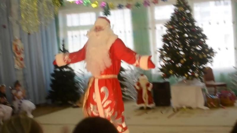 Дед Мороз супер Дед
