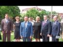 В Рязани открыта памятная доска Якову Полонскому