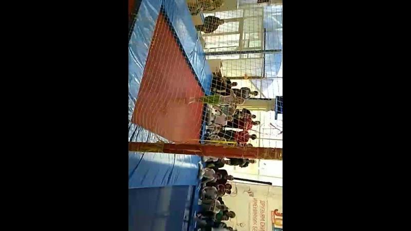 Первенство по акробатике в Джампе!