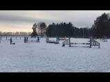 Хабибрахманова Ясмина и Забег 80 см