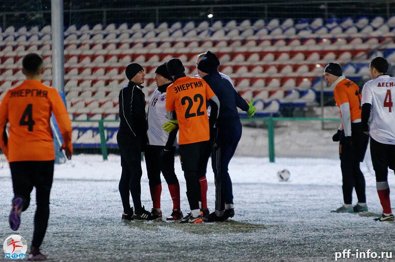 Обзор матчей 3 тура Второго этапа Зимнего Кубка ПФФ 8х8