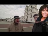 Мишка-белорус или путешествия по Минску. Дарим магниты на площади. Zагадки Зеркального #3