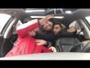 Даг Парень учит девушку правильно водить машину mp4