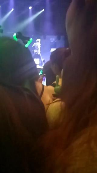 Fancam — 29.10.17 ёнджэ танцует «bad girl good girl» @ «b.a.p 2017 world tour 'party baby!' <climax>»