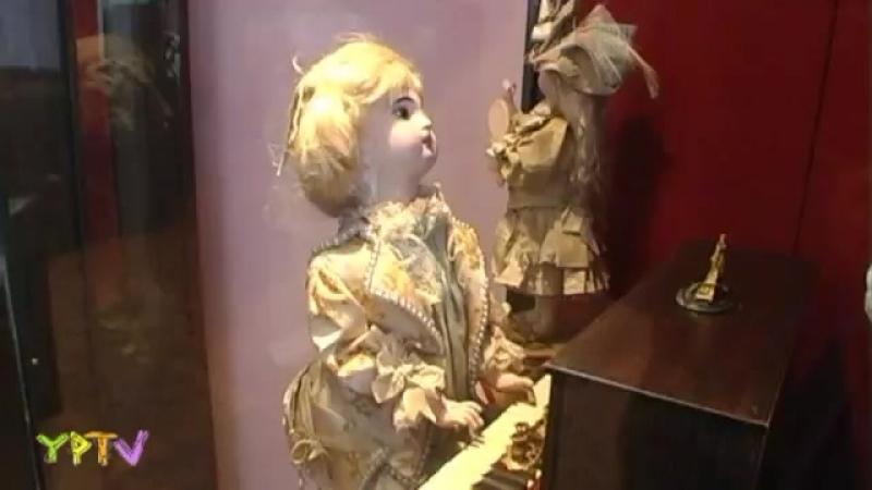 История игрушек Сергиева Посада