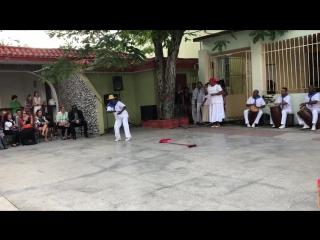 13.01.2018 habana. sabado de la rumba. conjunto folklorico nacional de cuba. mimetica (i).