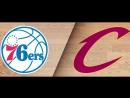 NBA 2017-2018 / RS / 09.12.2017 / Philadelphia 76ers @ Cleveland Cavaliers