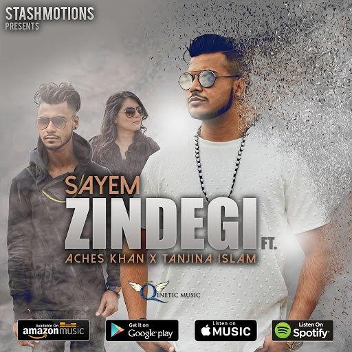 Sayem альбом Zindegi