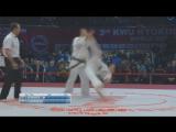 Komanov Ivan vs Chmunevich Sergeiо - Чемпионат мира KWU 2017 - FullHD