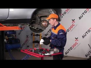Fiat Punto (Фиат Пунто) замена заднего тормозного цилиндра своими руками