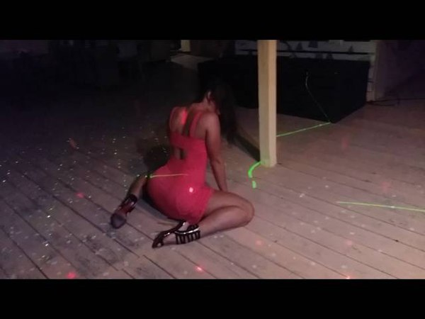 Маринэ Церетели танцует в Сочи - Танцы на ТНТ
