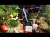 Саша Project - Встречаем Новый Год с Bridge TV Русский Хит