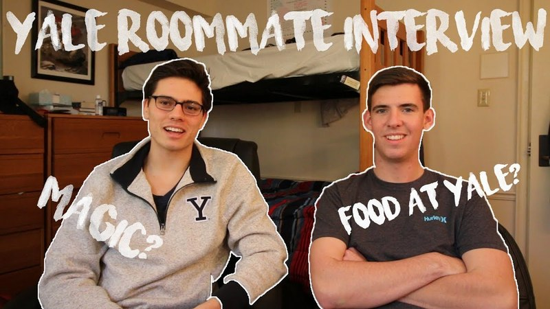 YALE ROOMMATE TAG! OUR EXPERIENCE AT YALE