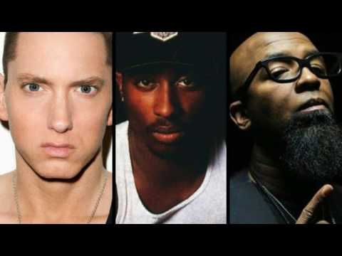 2Pac ft Tech N9ne Eminem - Till I Die (2017)