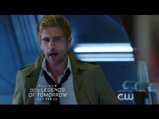 DCs Legends of Tomorrow 3x10 Promo Daddy Darhkest (HD) John Constantine