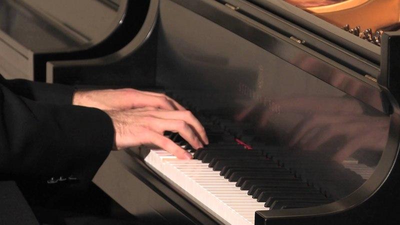 Joe Shippee plays Liszt: Transcendental Etude No. 8, Wilde Jagd
