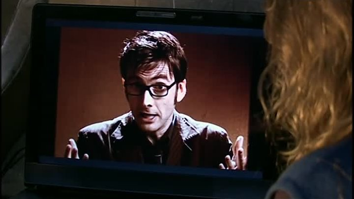 Доктор кто 3 сезон 10 серия Не моргай
