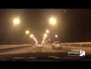 Надпись, провожающая автомобилистов из Казани