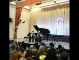 Антон и Евгения, аккордеон, дуэт
