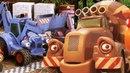 Мультик про Синий Трактор на Стройке. Самостоятельный Дигги