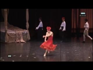 Funny gala. tokyo, japan. ivan vasiliev as kitri