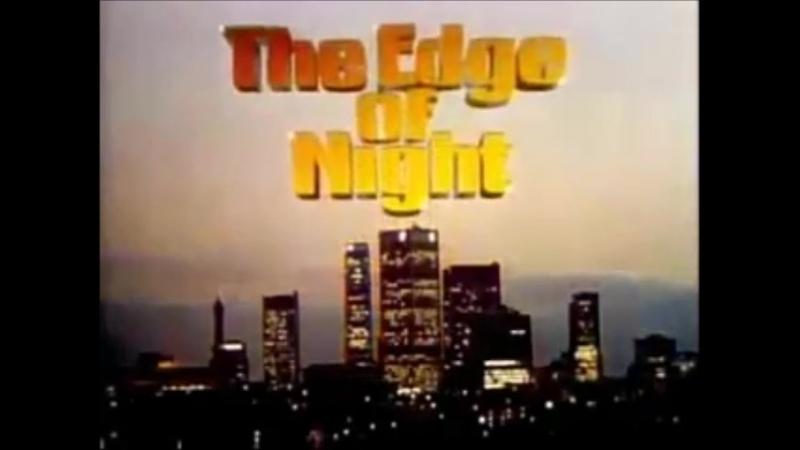 THE EDGE OF NIGHT / НА ПОРОГЕ НОЧИ