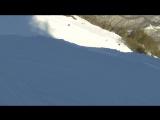 Обзорное видео Газпром Альпика с Приюта ветров 2256 м до 1100 м.