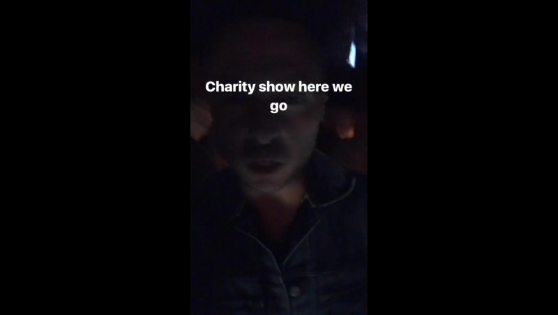 Childrens hospital charity show