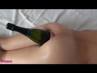 VINAM [фистинг, fisting, huge dildo, huge toys, extreme pussy insertion, gape, milf]