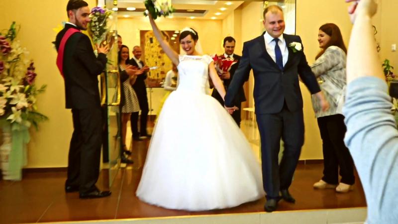 Свадьба Вовы и Кати