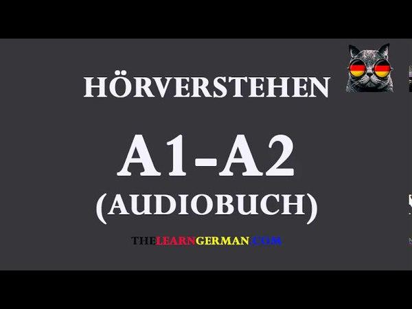 Deutsch lernen durch Hören 31 | AudioBuch A1-A2